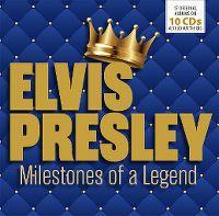 Cover Elvis Presley - Milestones Of A Legend [2019]